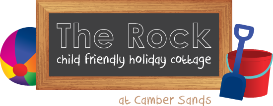 Logo of The Rock Child Friendly Holiday Cottage Camber Sands