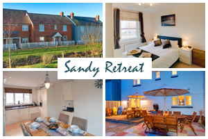 Sandy Retreat, Camber, East Sussex