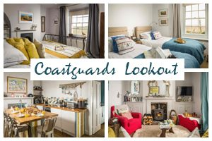Coastguards Lookout jurys gap cottage