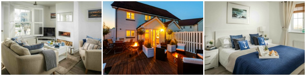 our whitesand cottages