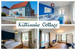 Kittiwake Cottage, Camber Sands, East Sussex