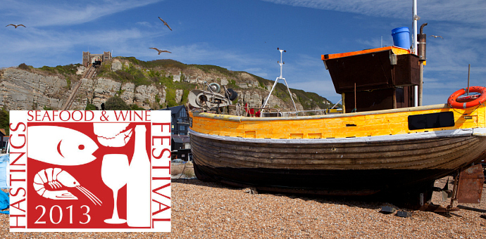 hastings seafood and wine festival