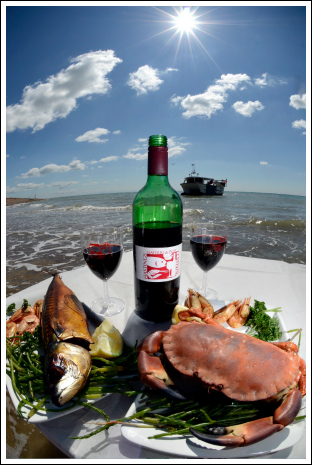 Hastings Seafood And Wine Festival 2013 Exclusive Camber