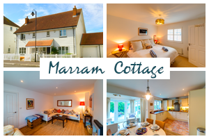 Marram Cottage Camber Sands