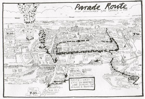 Rye-Bonfire-Parade-Route-2013