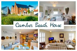 camber beach house