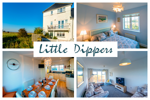 little dippers postcard