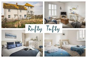 Rufty Tufty Camber Sands Holiday Cottage