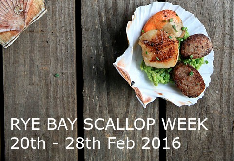 Rye Bay Scallop Week 2016