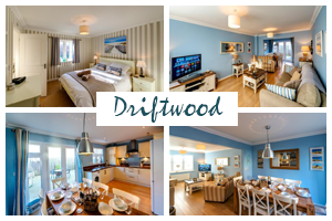 Driftwood, Camber Sands Holiday Cottage