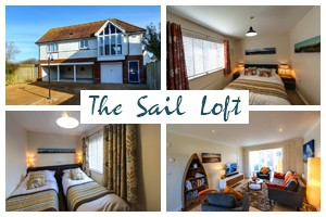 The Sail Loft, Camber Sands