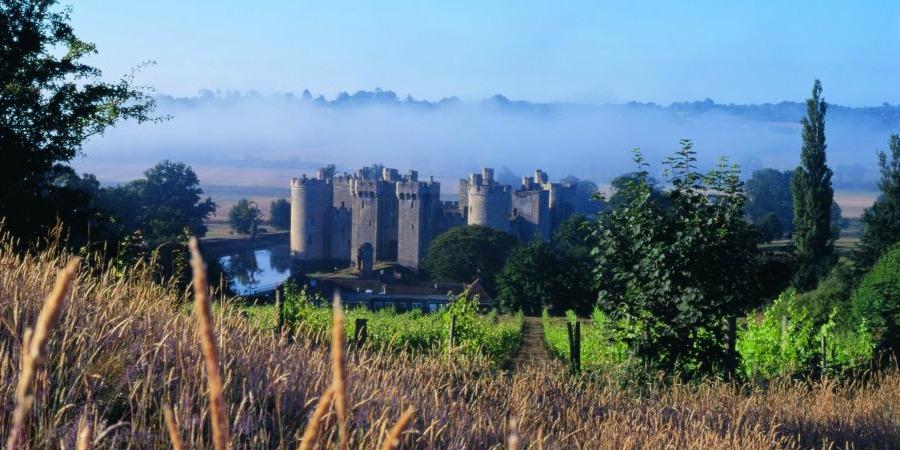 bodiam castle