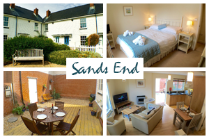 Sands End Camber Holiday Cottage