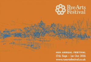 rye arts festival 2016
