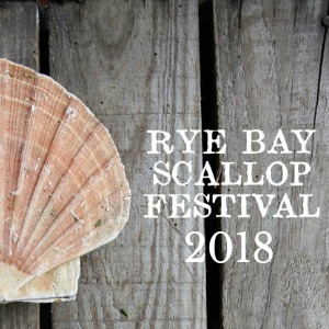 Rye bay Scallop Week 2018