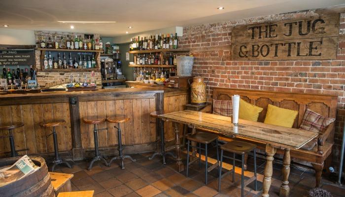 the standard inn rye bar