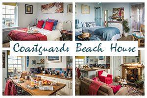 Coastguards Beach House – Jury's Gap – 2 bed Cottage