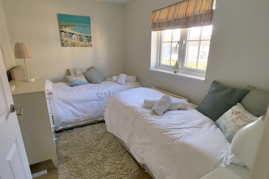 Beachcomber twin room