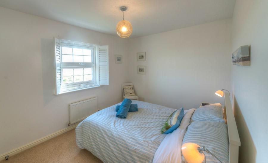Rufty tufty master bedroom