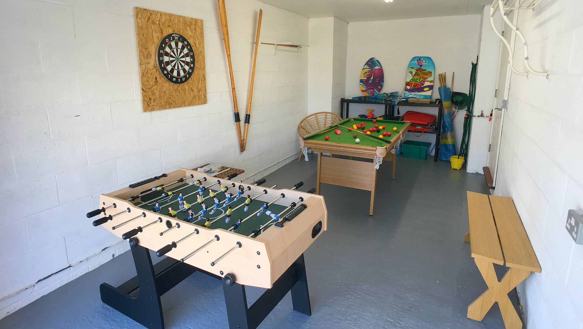 beachcomber games room