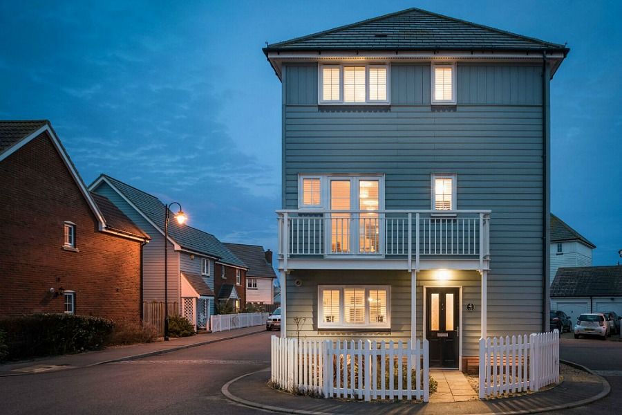 Rye Bay House Camber Sands Exterior