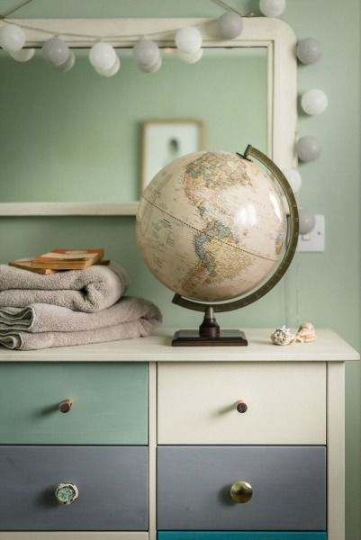 rye bay house globe