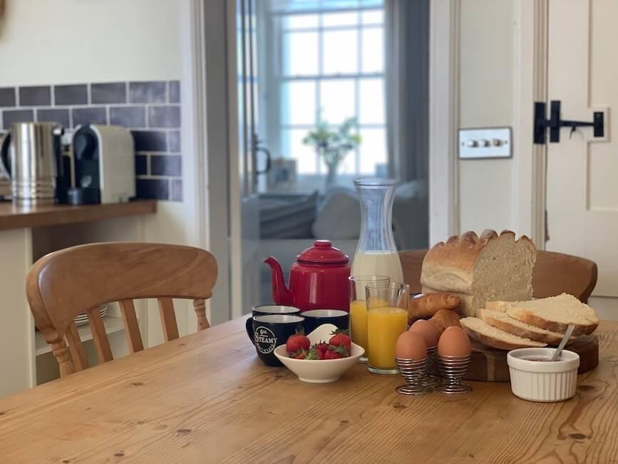 Lantern breakfast table copy