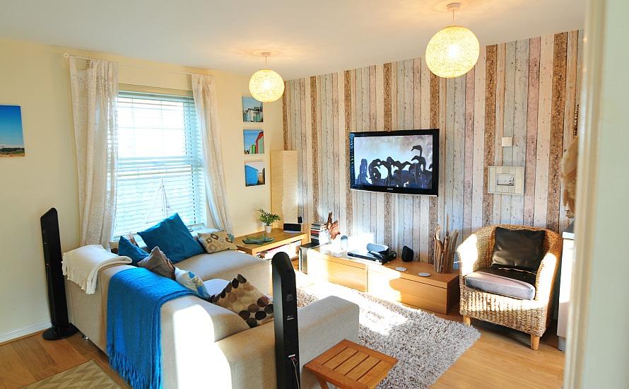 Seabreeze living room