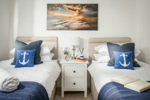 Family friendly coastal holiday cottage in Camber Sands, East Sussex