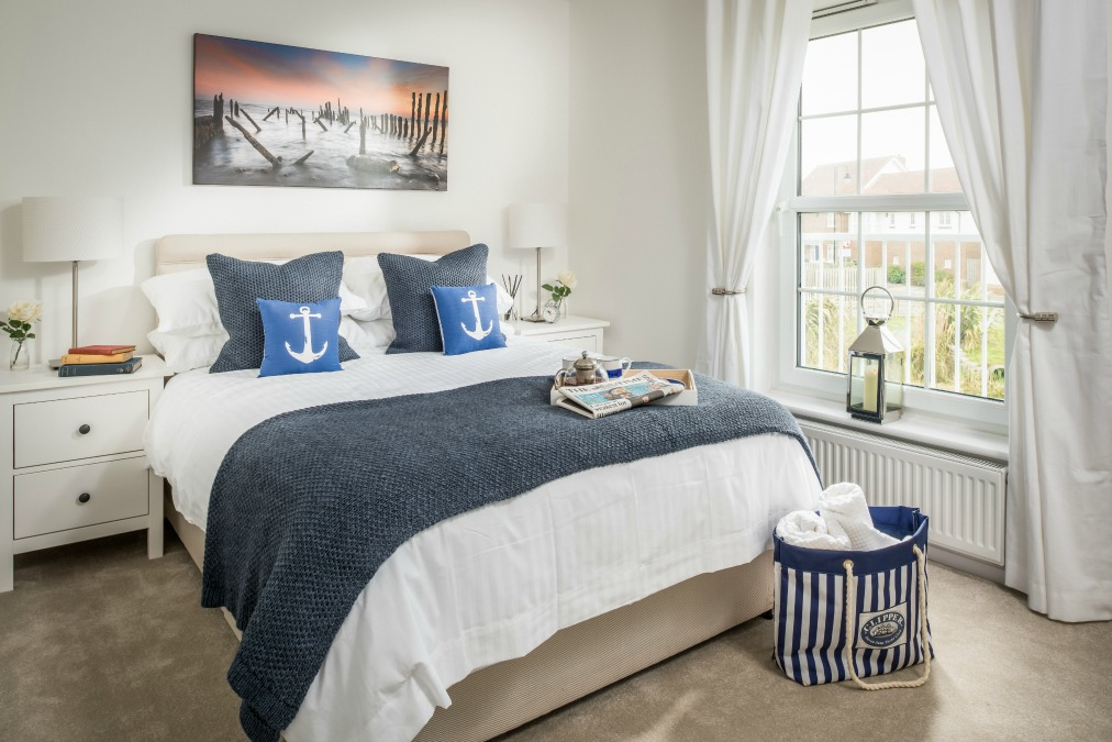 Seasalt master bedroom