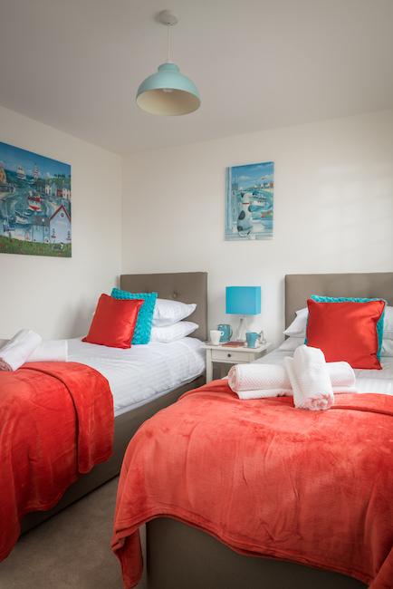 SaltyTowers bedroom two