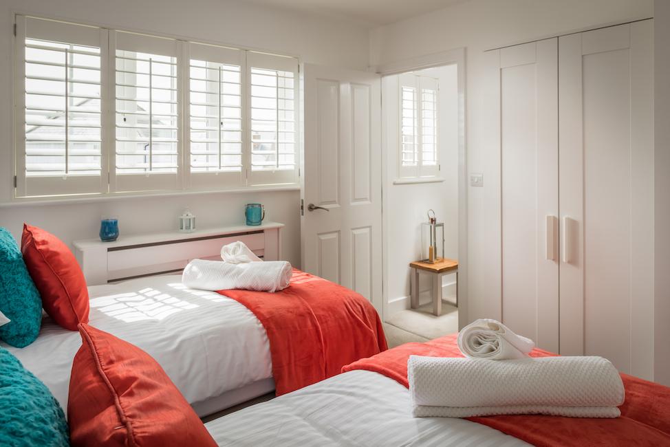 SaltyTowers second bedroom
