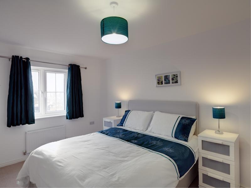 Tauranga double bed