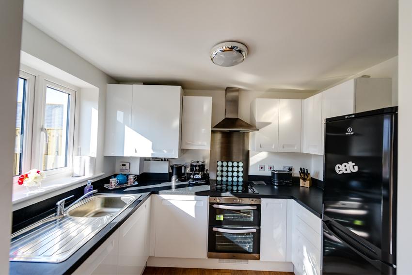Kittiwake kitchen