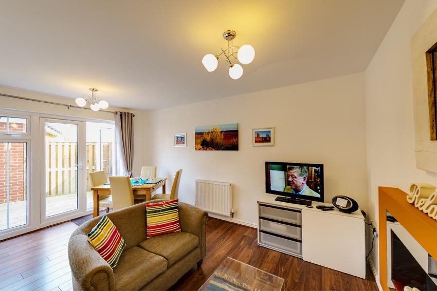 taranga living room
