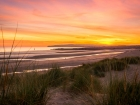 Camber Autumnal Sunset