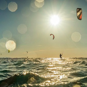 Kitesurfing in Camber Sands: The UK's Favourite Watersport