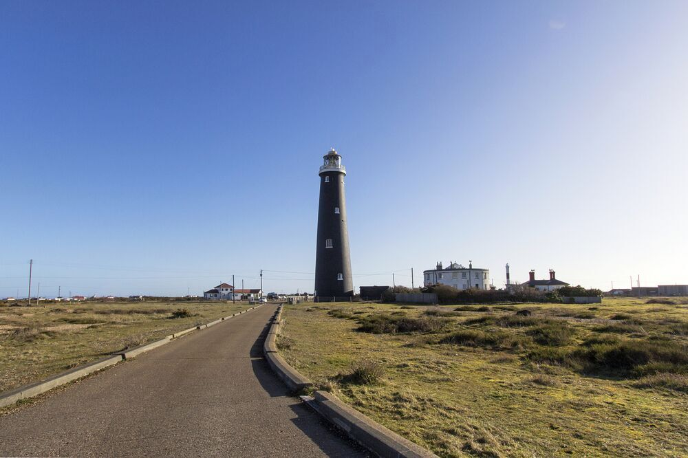 dungeness light house