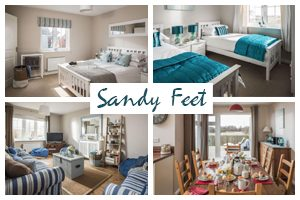 Sandy Feet Camber Sands Holiday Cottage