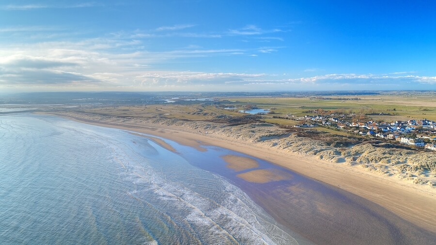 Family Weekend Break in Camber Sands