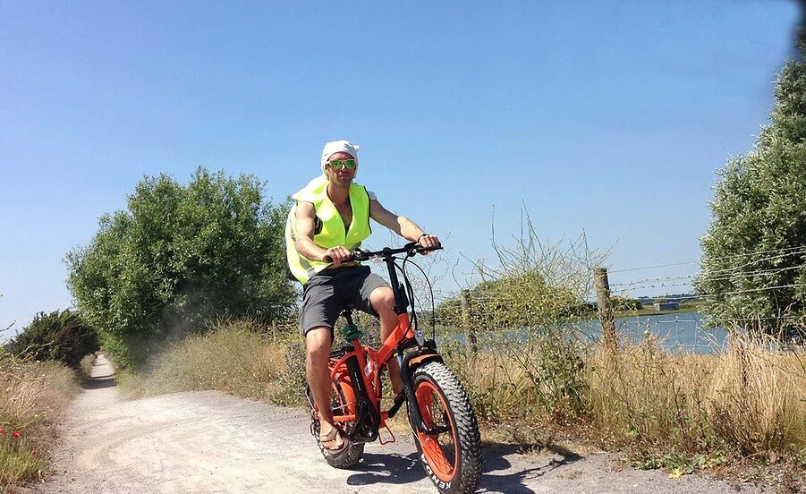 E-Bike in Camber