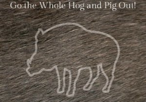 Beside The Sea's Guide to Wild Boar Week 2018