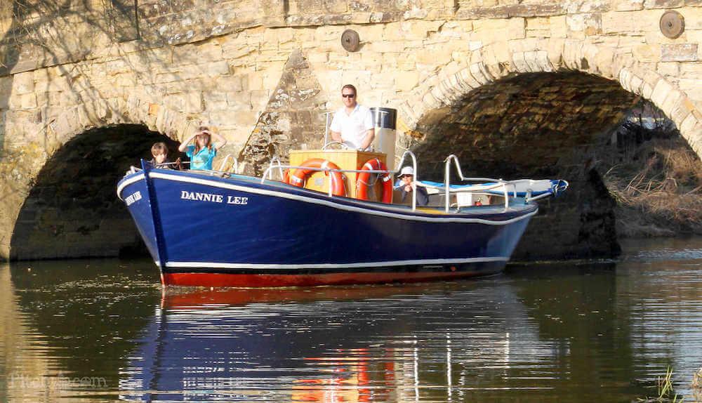 bodiam boating
