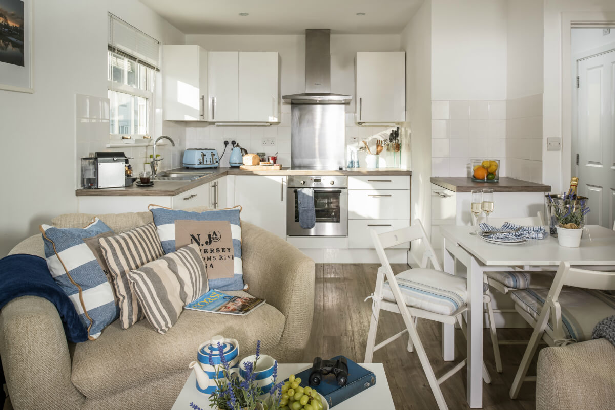 Beach Boutique, a Sussex holiday cottage