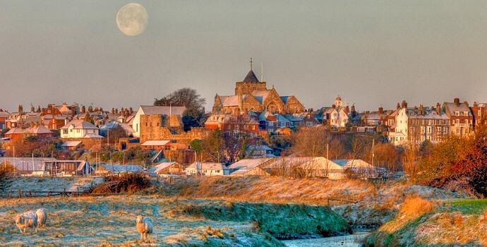 Image Rye in Winter