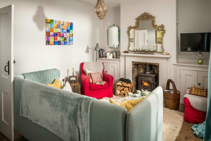 Camber Sands cottage for winter