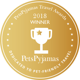 PetsPyjamas Travel Awards Home from Home Winner