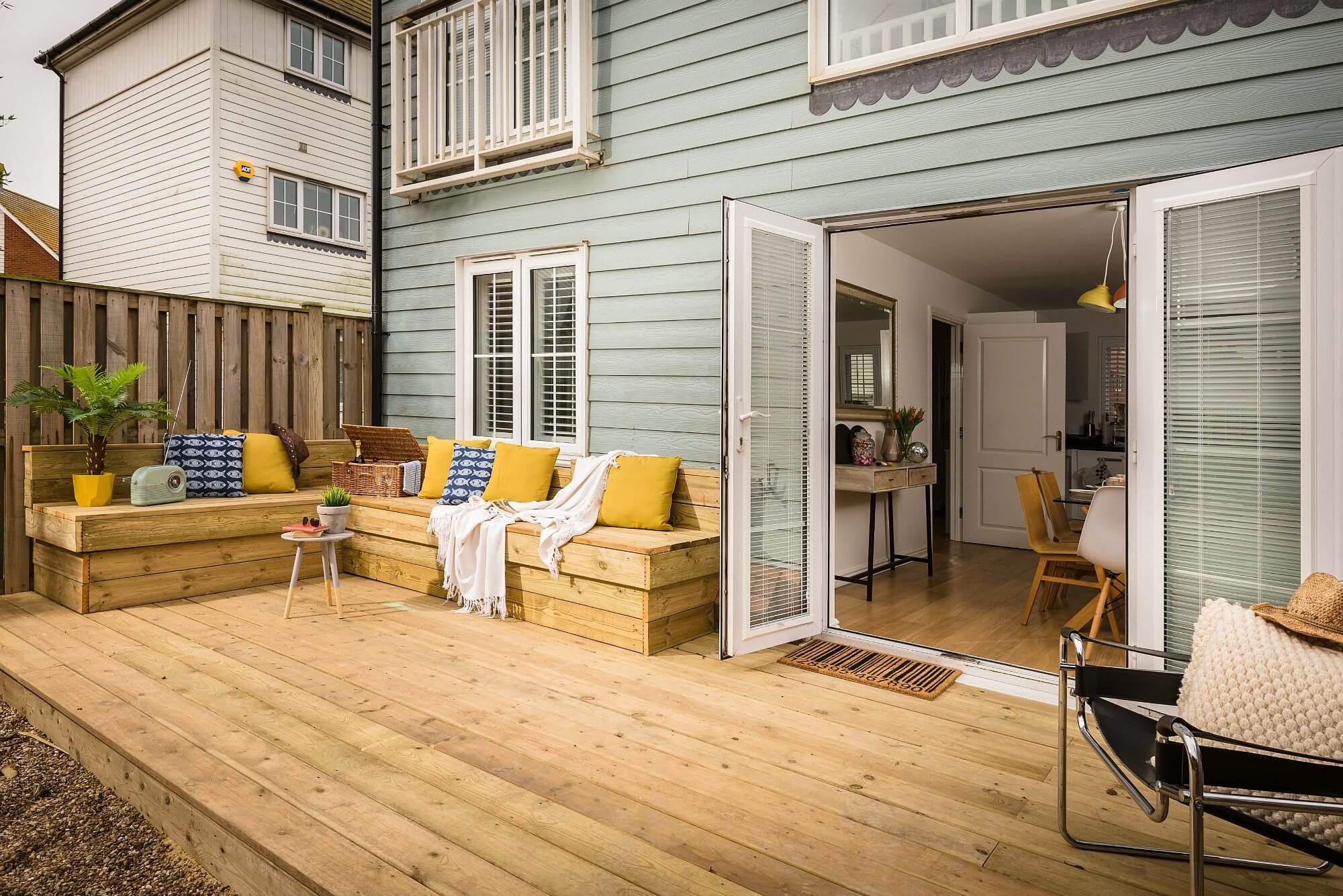Dog-friendly holiday cottage in Camber Sands