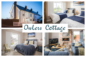 Owlers Cottage – Cosy Holiday Cottage in Camber Sands