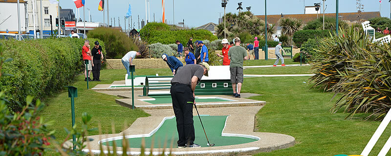 World Crazy Golf Championship Summer 2019